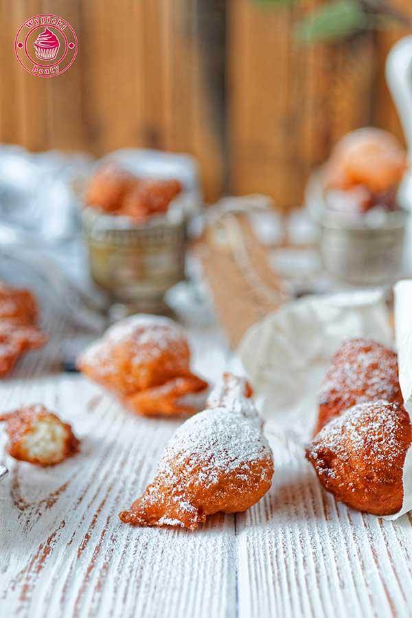 włoskie pączki zeppole