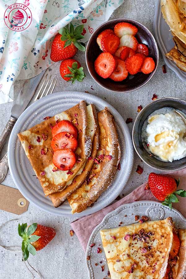 naleśniki śniadaniowe