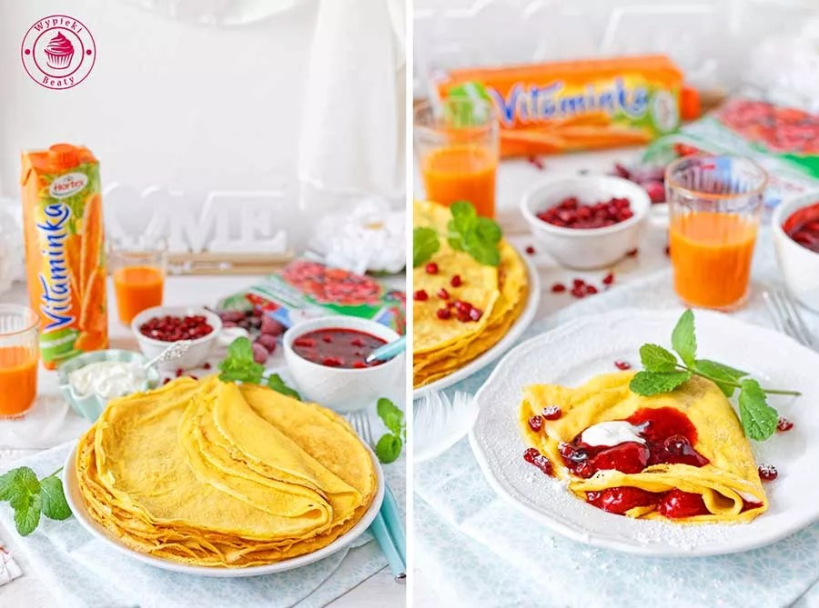 naleśniki marchewkowe