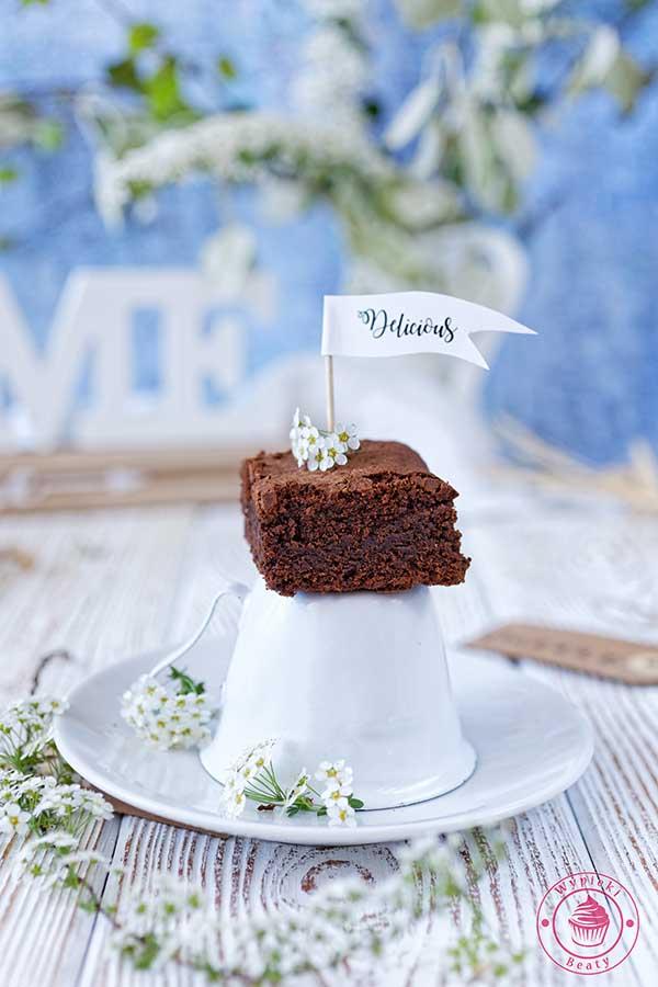 brownie kawowe