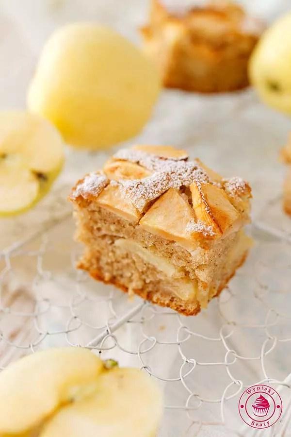 proste i szybkie ciasto z owocami