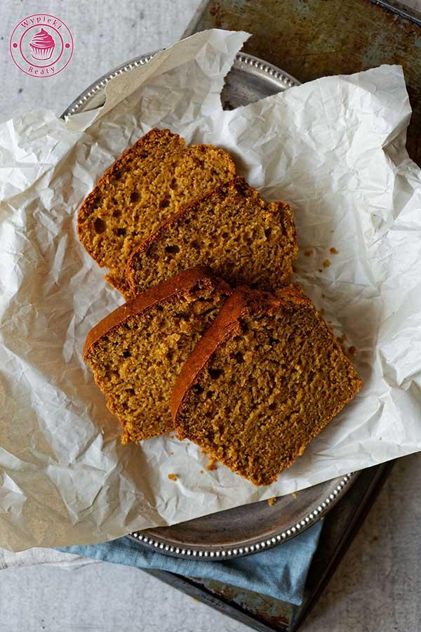 proste ciasto dyniowe z masłem orzechowym