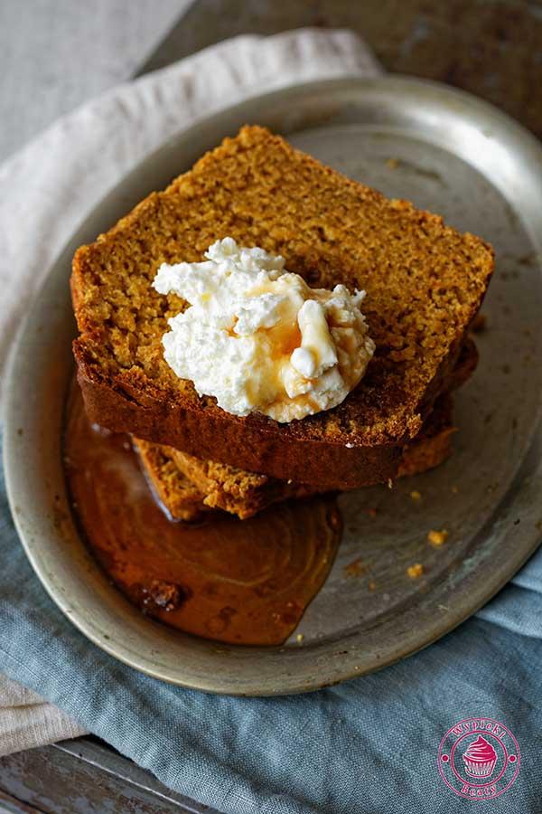 ciasto dyniowo-orzechowe