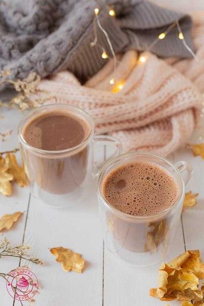 wiedeńska czekolada na gorąco