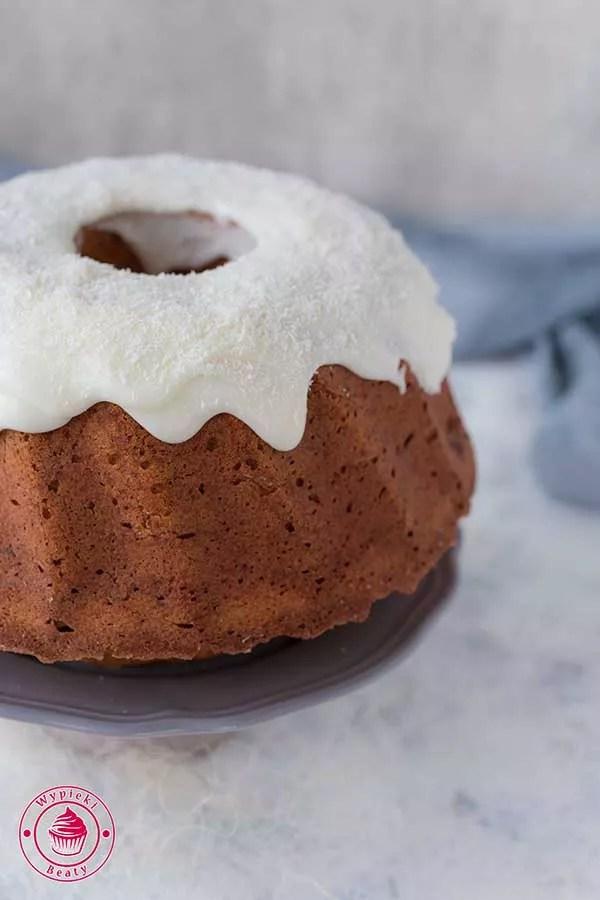 babka kokosowa