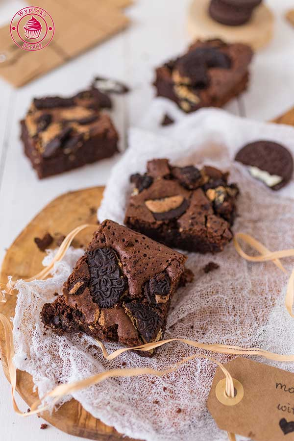 brownie z ciasteczkami