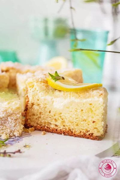 greckie ciasto z twarogiem