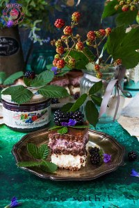 owocowe ciasto rurociąg