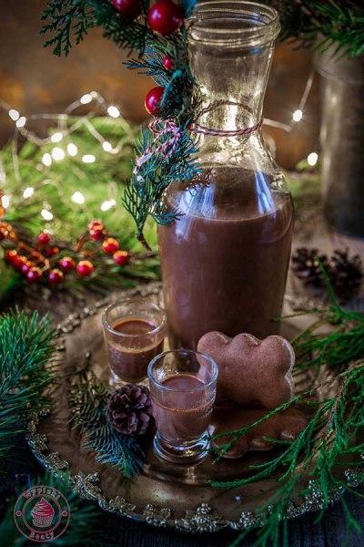 domowy likier czekoladowy