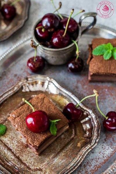 warstwowe ciasto czekoladowe