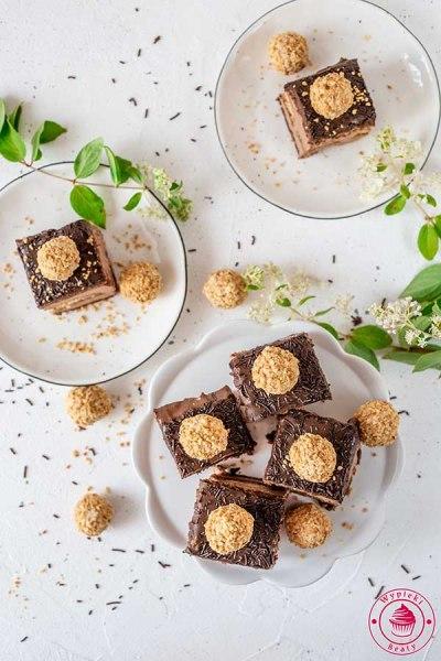 sernik czekoladowy gotowany