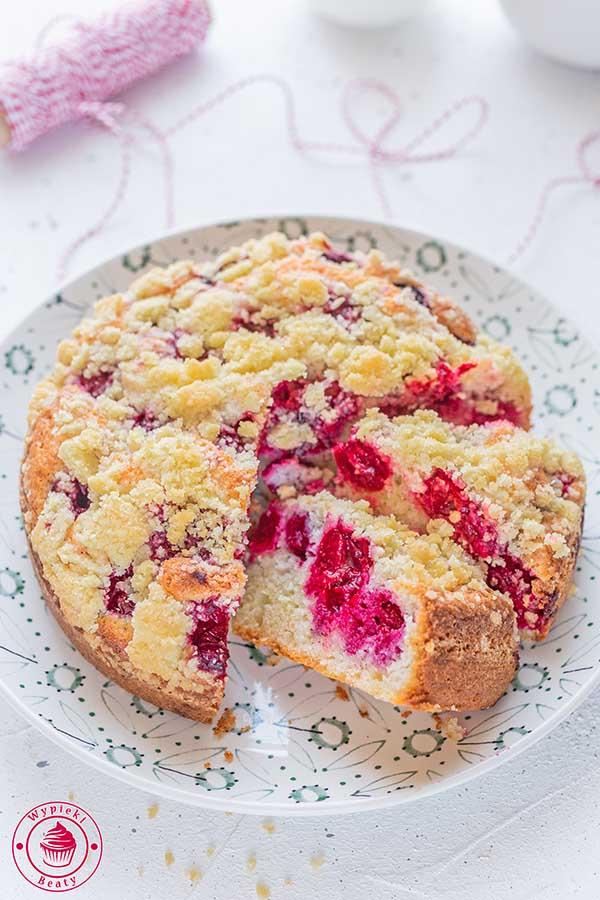 ciasto czereśniowe