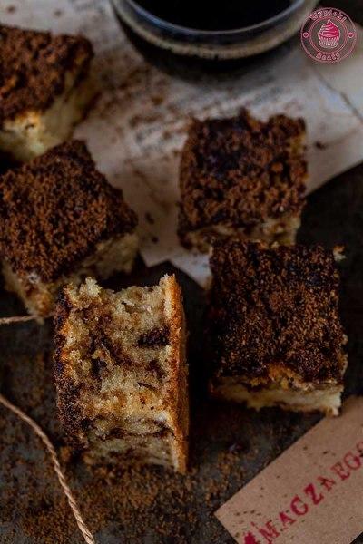 proste ciasto cynamonowe