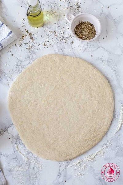 ciasto na pizzę domową