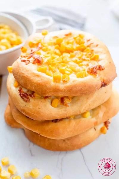 bułeczki kukurydzianki