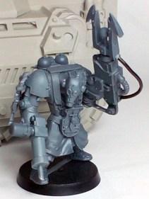 Interrogator Traxus