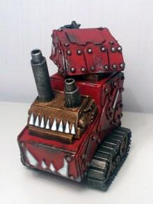 Grot Tank