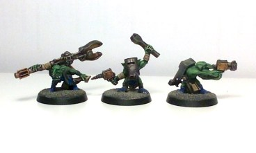 Grot Oilers (Blue Squad)