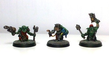 Grot Oilers (Red Fixas)