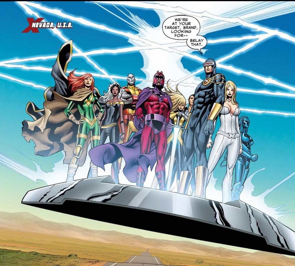 The X-Men Extinction Team