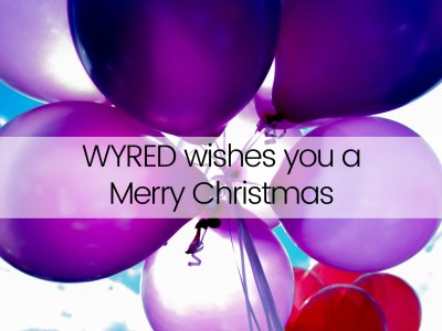 WYRED wishes you a Merry Christmas