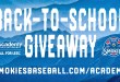 Smokies, Academy Sports partner for Back To School Giveaway