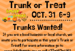 LaFollette 'Trunk or Treat' plans announced