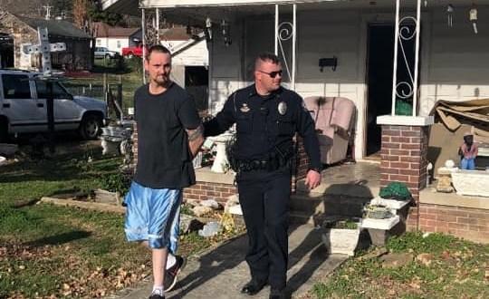 LaFollette PD arrests robbery suspect