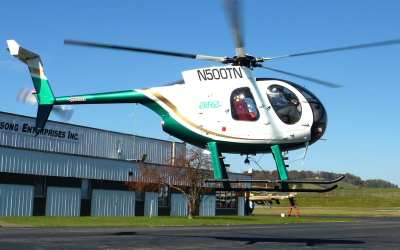 Wysong Enterprises, Inc. Delivers Third Refurbished MD500 to AIR2