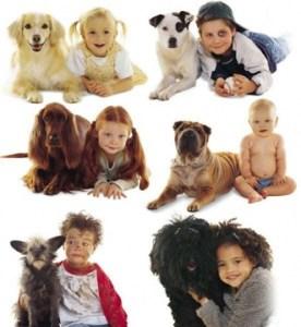ressemblance chien enfant