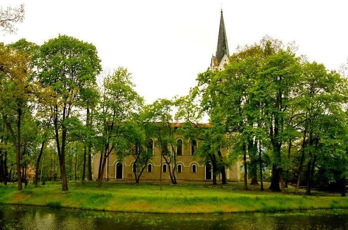 Kościół W Mysłakowicach