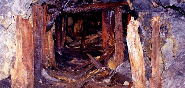 W starej kopalni pod Okrzeszynem