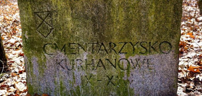 O starosłowiańskich kurhanach z Białogóry