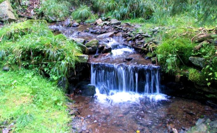 Wyszedł Z Domu: Wodospad na Wilczce