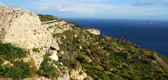 Zdobywamy Ta' Dmejrek – najwyższy punkt Malty