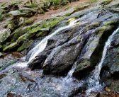 Wodospady czeskich Karkonoszy: Liščí vodopád! {GRZBIETY POŁUDNIOWE]