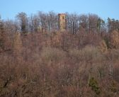 Ruina zamku Kesselburg – rudawski romantyzm w Bukowcu!