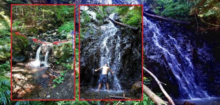 Niesamowity Królewski Wodospad w Wysokim Jesioniku! Nie prowadzi do niego żaden szlak! Jak dotrzeć?