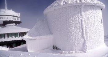 Kosmiczna zima na Śnieżce [20.03.2021]