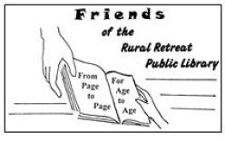 Logo of the Friends of the Rural Retreat Library