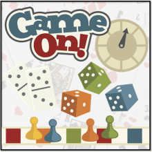 Image of game pieces and cards