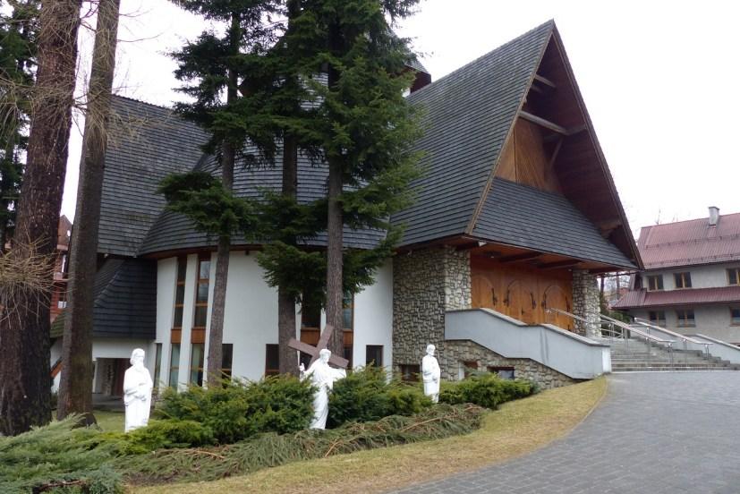 kościół miłosierdzia bożego zakopane chramcówki (1)