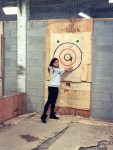 When I was finally hitting the target!!!!!