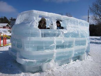 Ice Bus!!!
