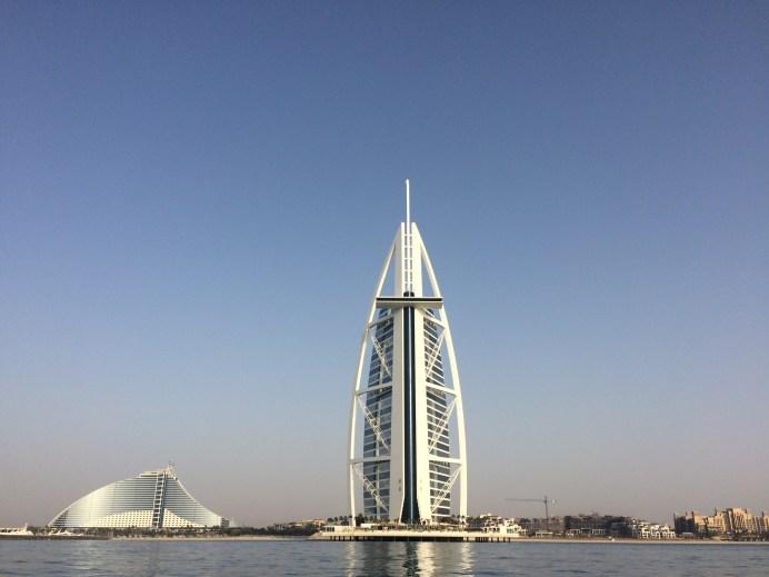 THE Burj Al Arab - 7 stars