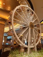 Ferris wheel of sweets by Le Cafe