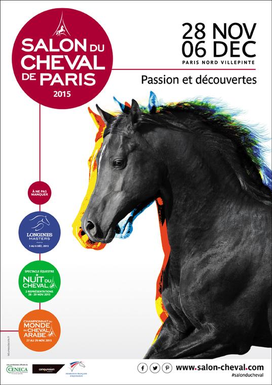 Billetterie  Salon du Cheval de Paris