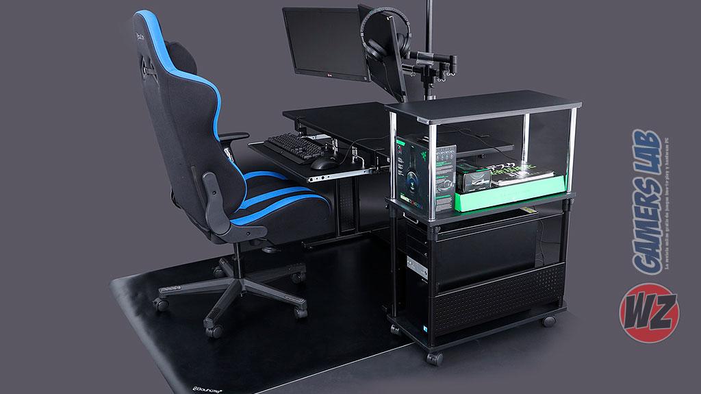 El escritorio gaming definitivo  WZ Gamers Lab  La revista de videojuegos free to play y hardware PC digital online