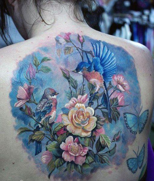 Tatuaże Damskie  Blog Z Tatuażami Strona 4