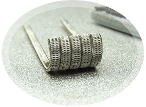 3 core staggered fused clapton Handmade vape coil